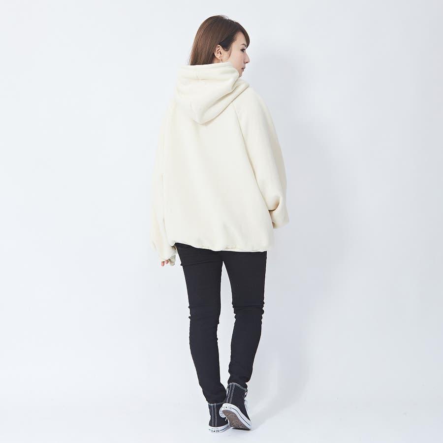 伸びの良いストレッチデニムパンツ スキニー  韓国ファッション 韓国 秋 秋冬 冬 5