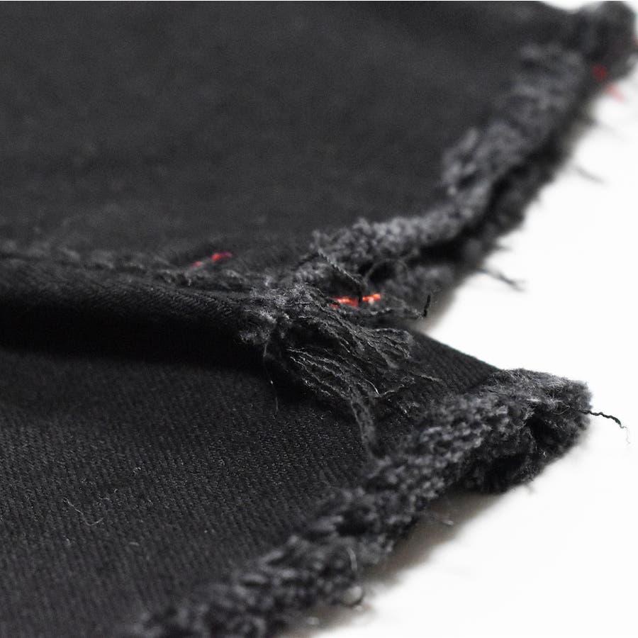 伸びの良いストレッチデニムパンツ スキニー  韓国ファッション 韓国 秋 秋冬 冬 7
