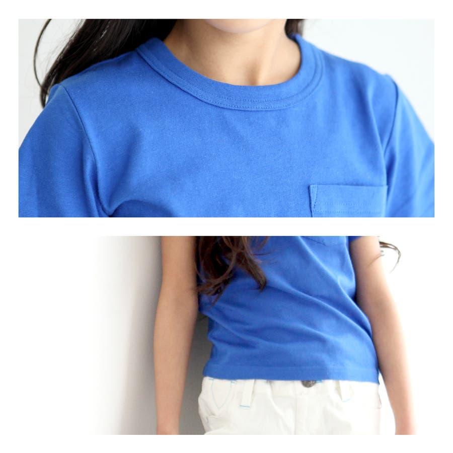 ポケットTシャツ/春先行 4