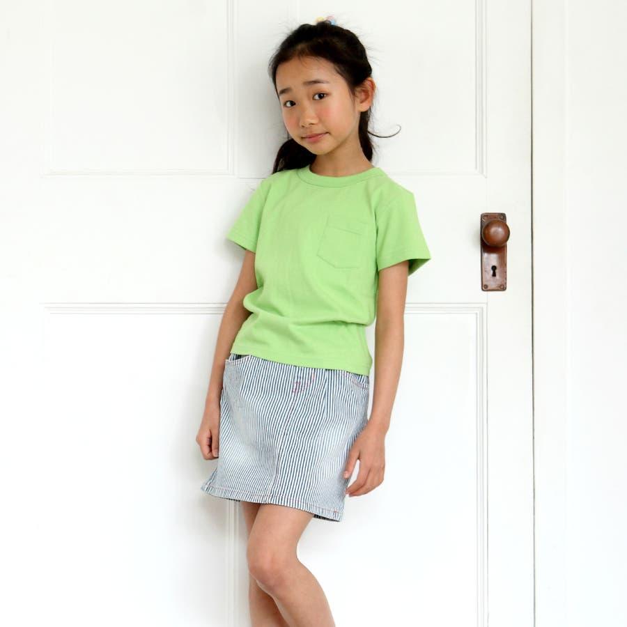 ポケットTシャツ/春先行 6