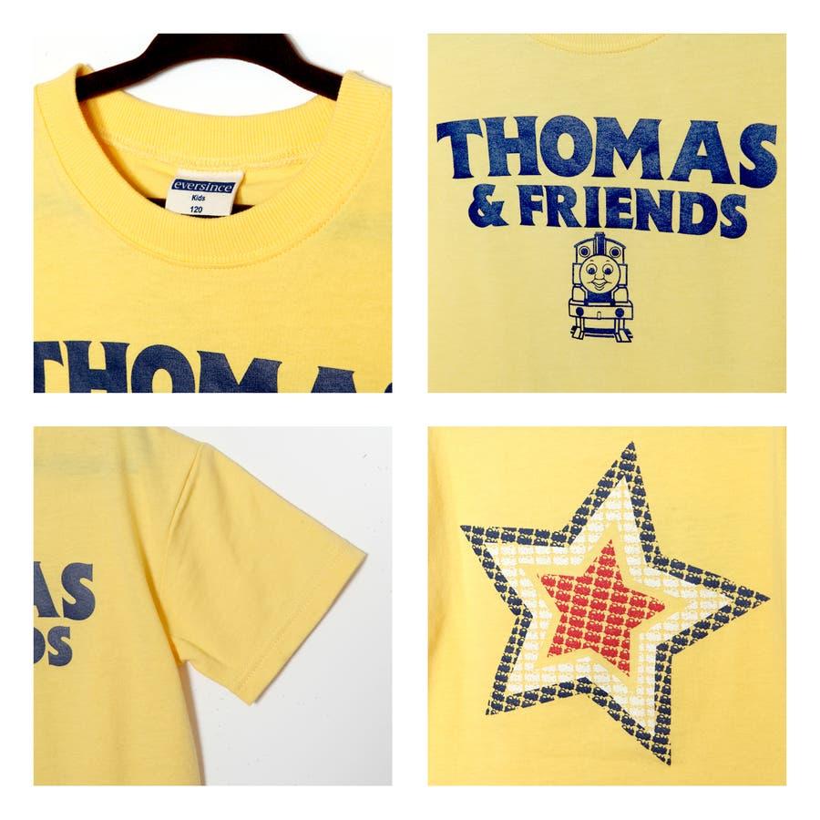 トーマス☆キャラプリントTシャツ/キッズ男の子 3