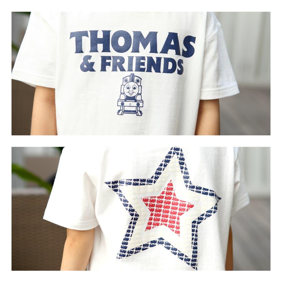 トーマス☆キャラプリントTシャツ/キッズ男の子 4