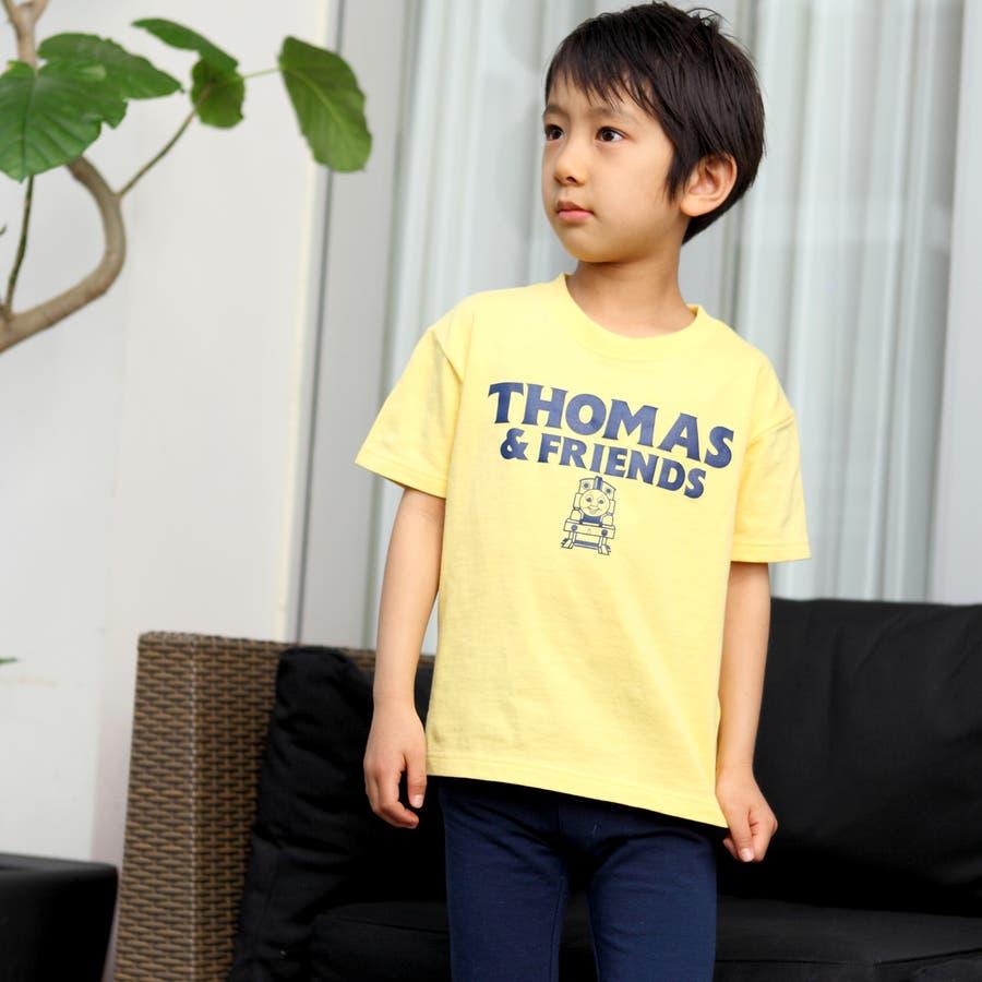 トーマス☆キャラプリントTシャツ/キッズ男の子 5