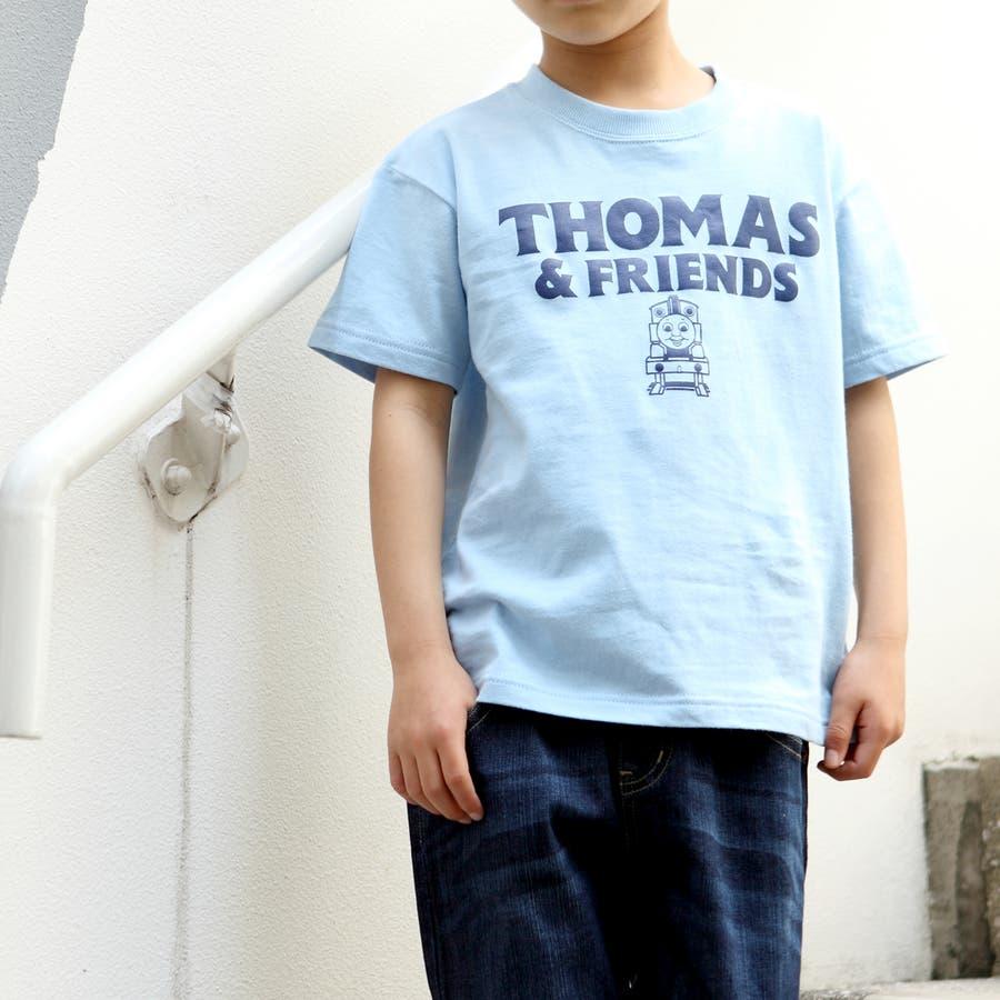 トーマス☆キャラプリントTシャツ/キッズ男の子 7
