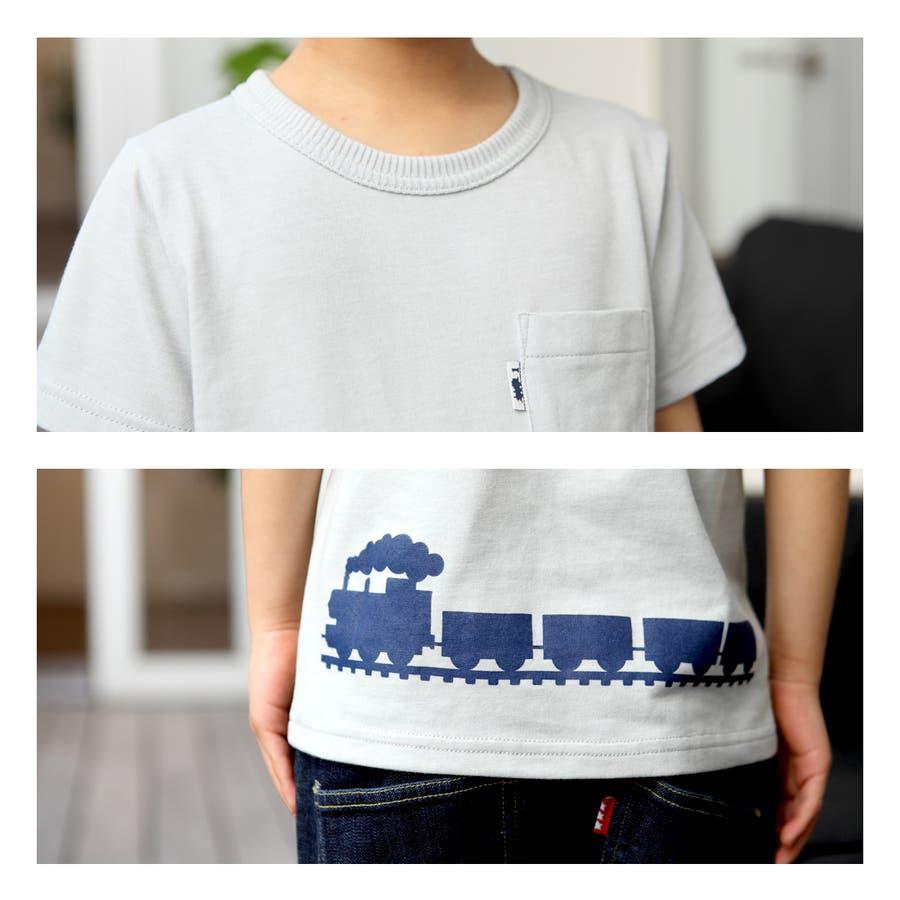 トーマス☆バックプリントTシャツ/キッズ男の子 4