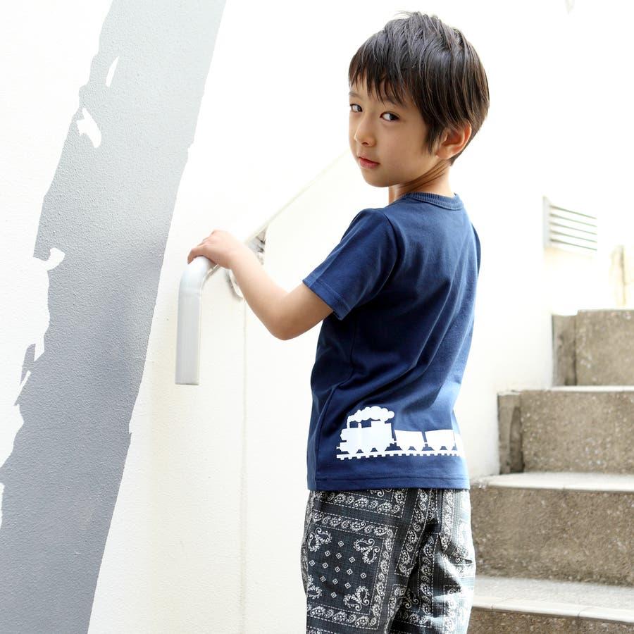 トーマス☆バックプリントTシャツ/キッズ男の子 8