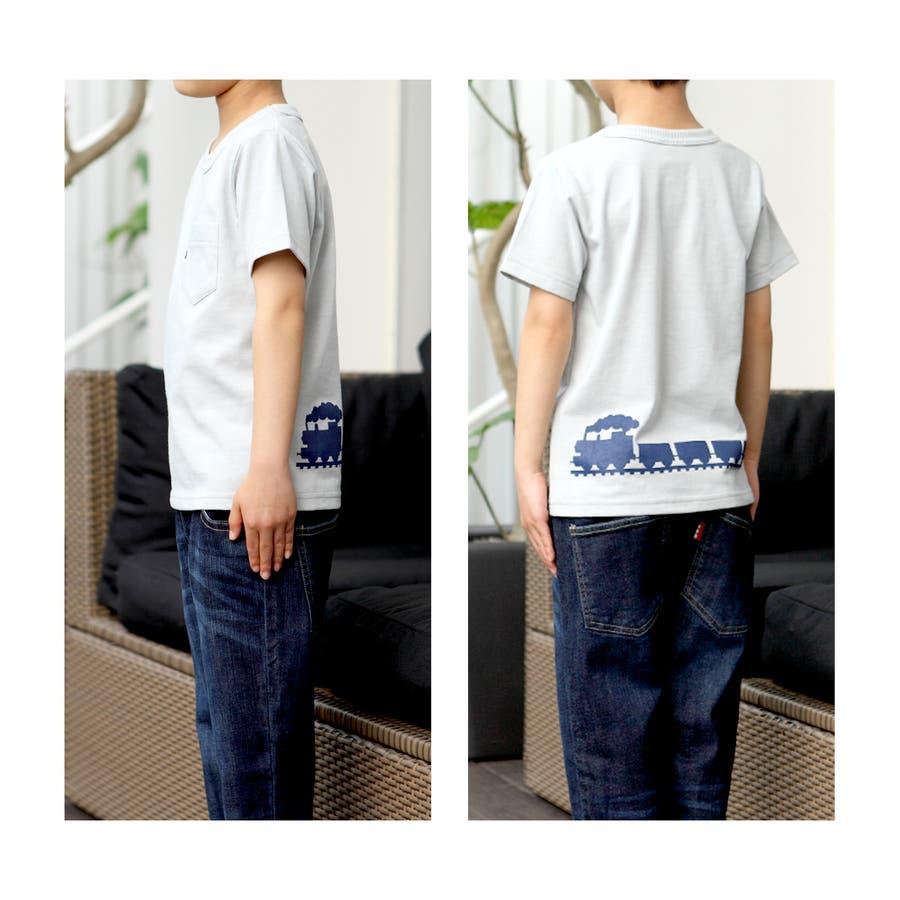 トーマス☆バックプリントTシャツ/キッズ男の子 9