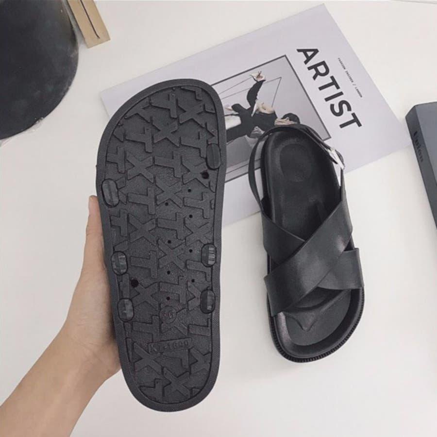 サンダル スポーツサンダル 靴 シューズ 厚底サンダル 歩きやすい カジュアル レディース 7