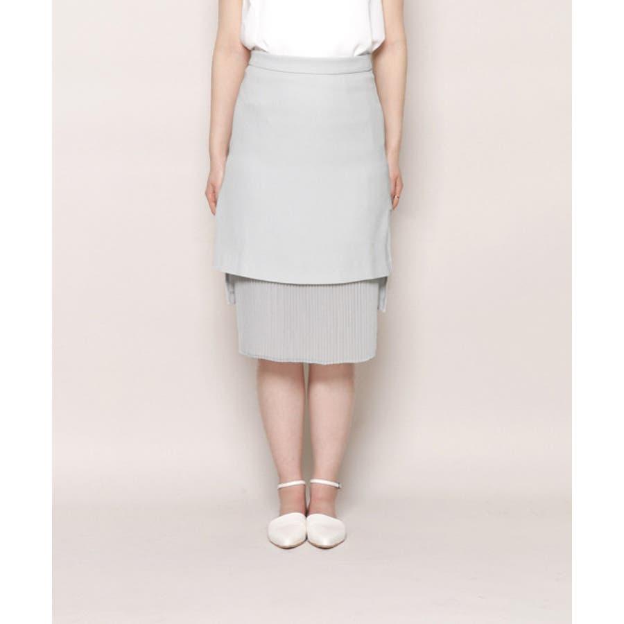 CF シアープリーツタイトスカート 4