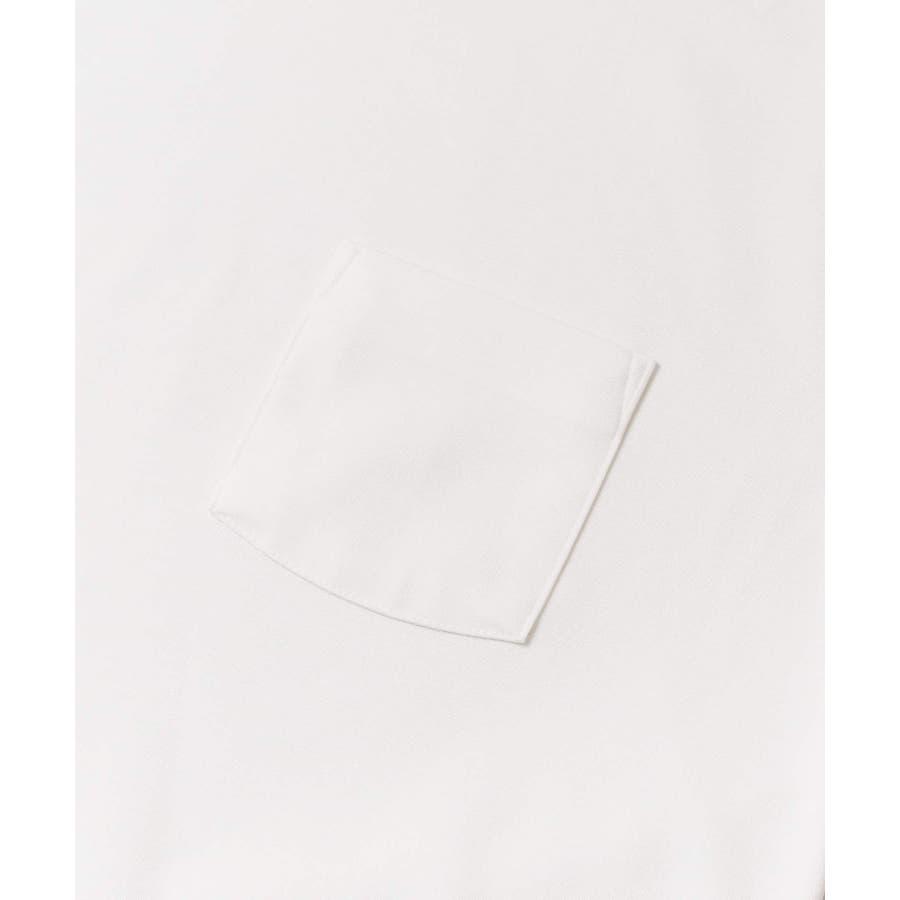 ポンチポケットTシャツ(5分袖) 3