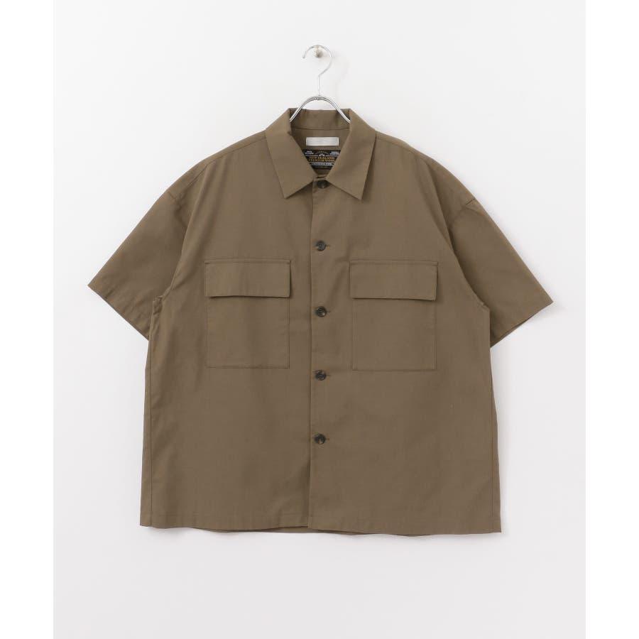 NewzealandwoolCPOシャツ 4