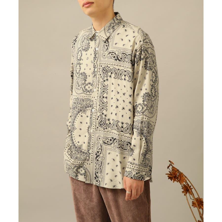 バンダナシャツ 1
