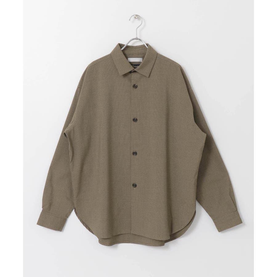 CARREMANガンクラブチェックシャツ 2