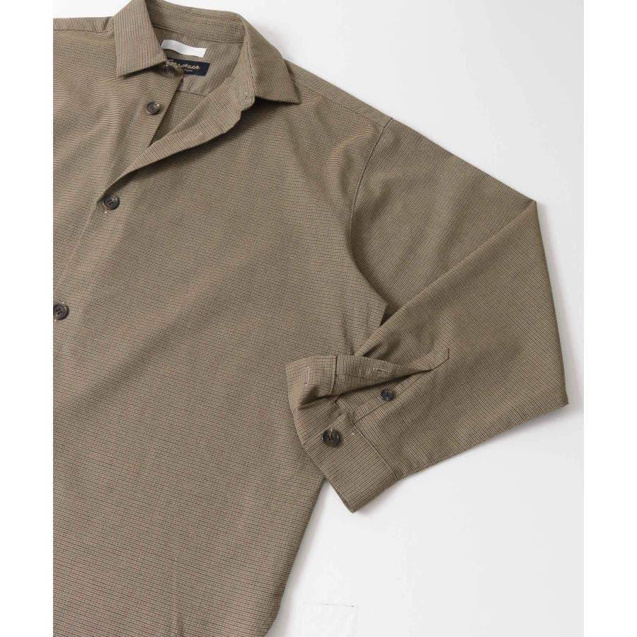 CARREMANガンクラブチェックシャツ 3