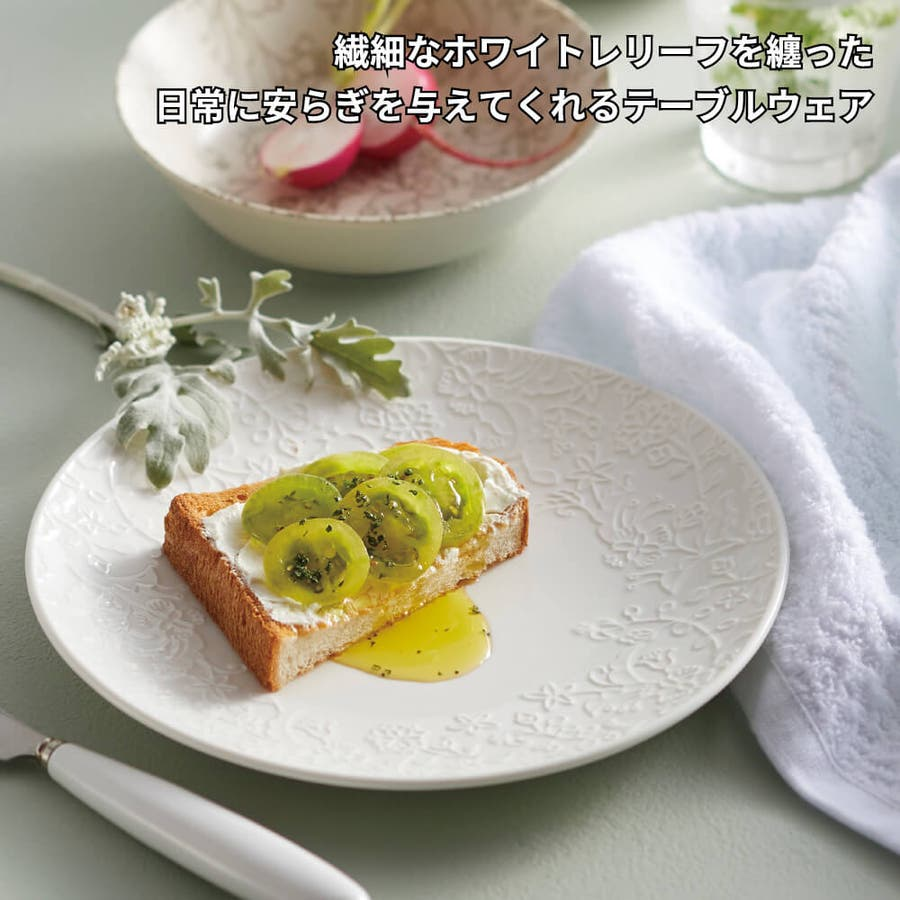 食器セット おしゃれ 花柄 上品 オリエンタルフラワー ペアマグ&プレート 結婚祝い プレゼント ギフト 包装 3