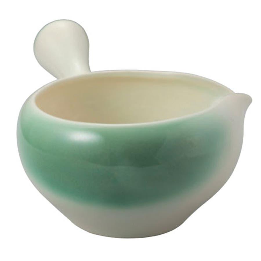 常滑焼 急須 0-149 遊土里 16号 白青吹付横手湯冷し 280ml 美味しいお茶のひと工夫 日本製 箱入り T1682プレゼント ギフト 包装 1