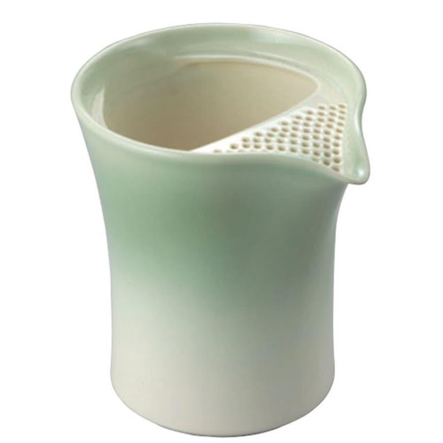 常滑焼 急須 0-152 遊土里 17号 青冷茶注器 300ml クリーン茶こし 冷茶用 日本製 箱入り T1685 プレゼントギフト 包装 1