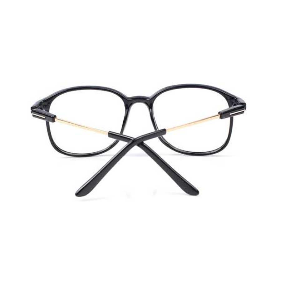 伊達メガネ ウェリントン レディース 伊達めがね 伊達眼鏡 UV セルフレーム 度なし メガネ レディース ファッション 大人かわいい おしゃれ 黒ぶち 22R7218N 5