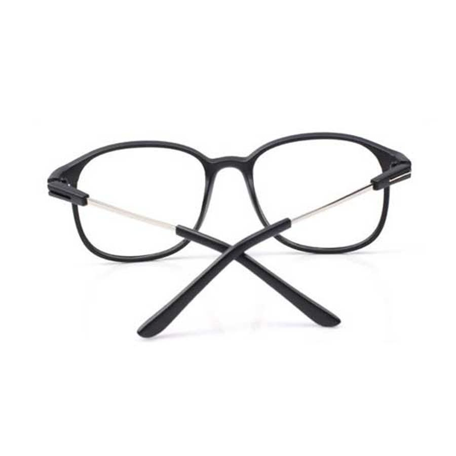伊達メガネ ウェリントン レディース 伊達めがね 伊達眼鏡 UV セルフレーム 度なし メガネ レディース ファッション 大人かわいい おしゃれ 黒ぶち 22R7218N 7