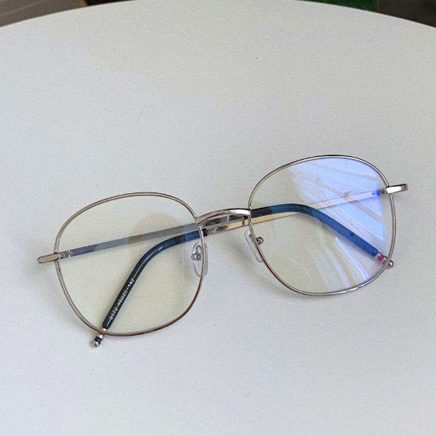 伊達メガネ 伊達めがね レディース ダテメガネ 眼鏡 丸めがね 伊達眼鏡 だてめがね メガネ 黒 金 ブラック ゴールド 丸メガネ丸眼鏡 ボストン ラウンド メタル メタルフレーム 男女兼用 ユニセックス 22R84122 9