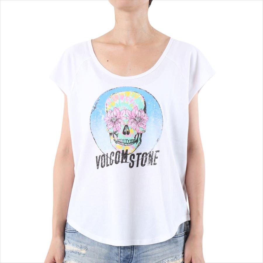 可愛い過ぎる新作 Skull Stoned Circle Tee 自然
