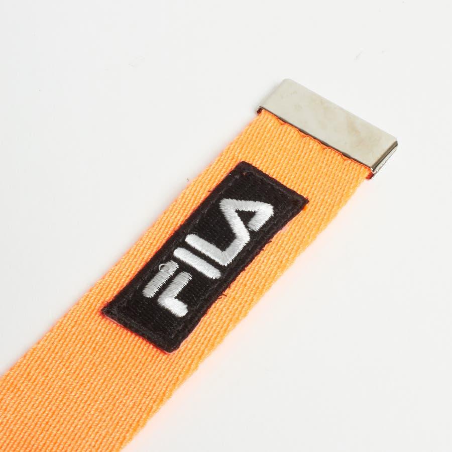 FILA別注ボックスロゴガチャベルト FB1003 3
