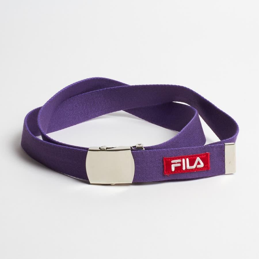 FILA別注ボックスロゴガチャベルト FB1003 8
