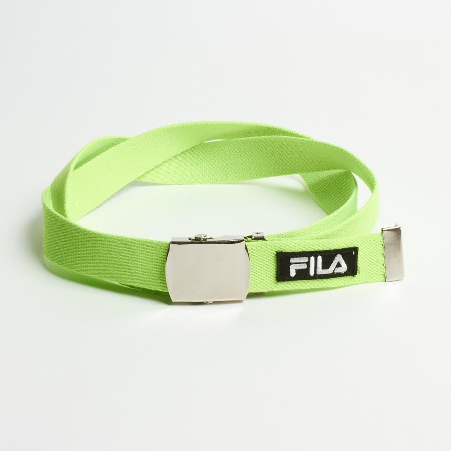 FILA別注ボックスロゴガチャベルト FB1003 9