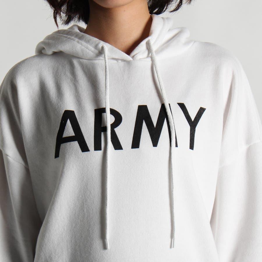 ARMYパーカ 4
