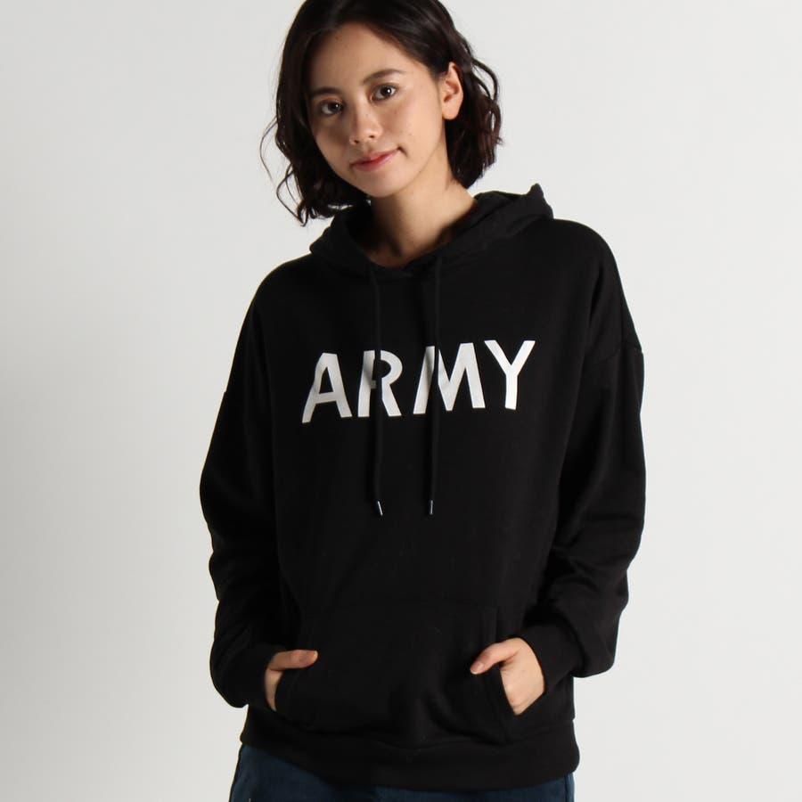 ARMYパーカ 2