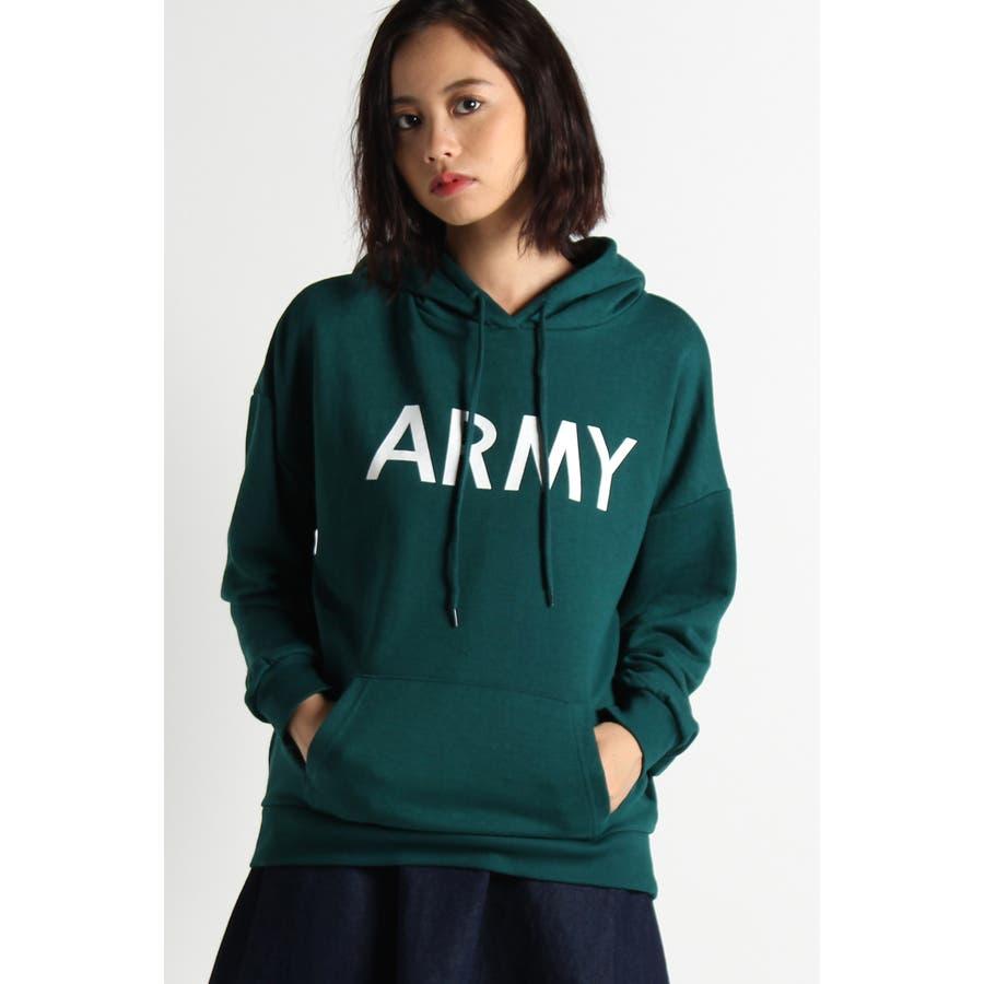 ARMYパーカ 6