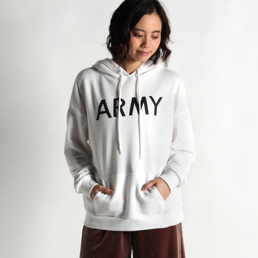ARMYパーカ 1