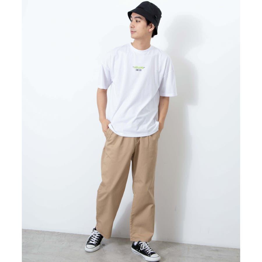 フラッシュロゴBIGTシャツ 4