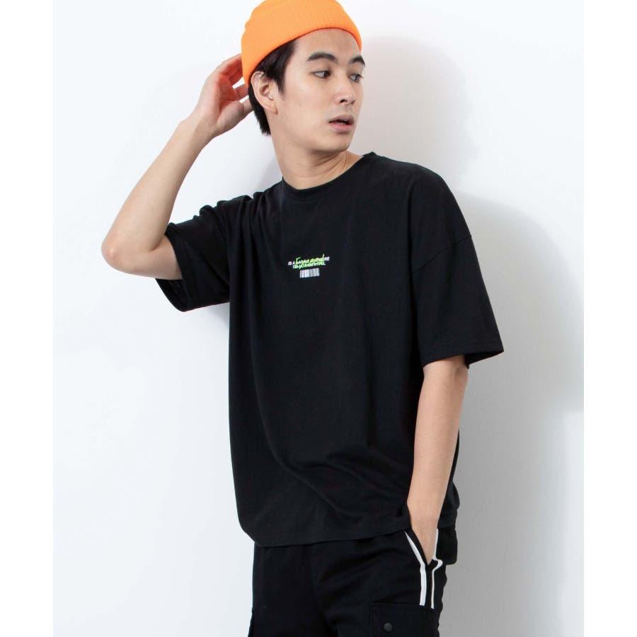フラッシュロゴBIGTシャツ 21