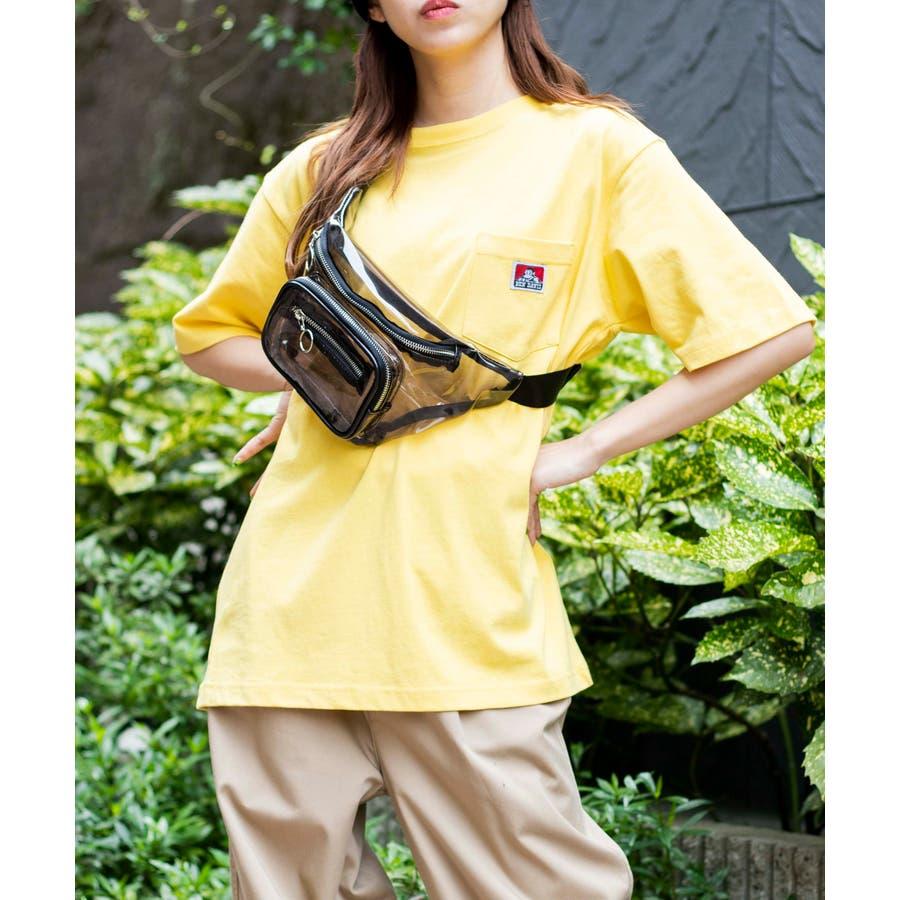 【WEB限定】BEN DAVIS別注ポケット半袖Tシャツ C-0580930 86