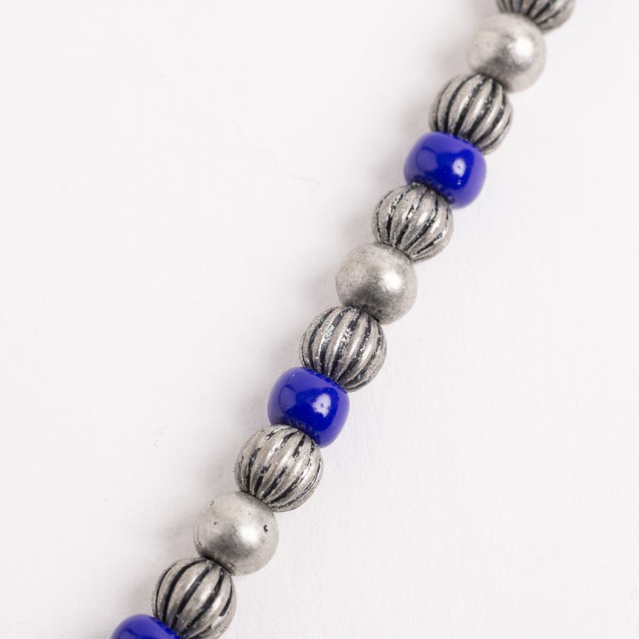 ボールビーズネックレス MO16SP04-MG0046 3