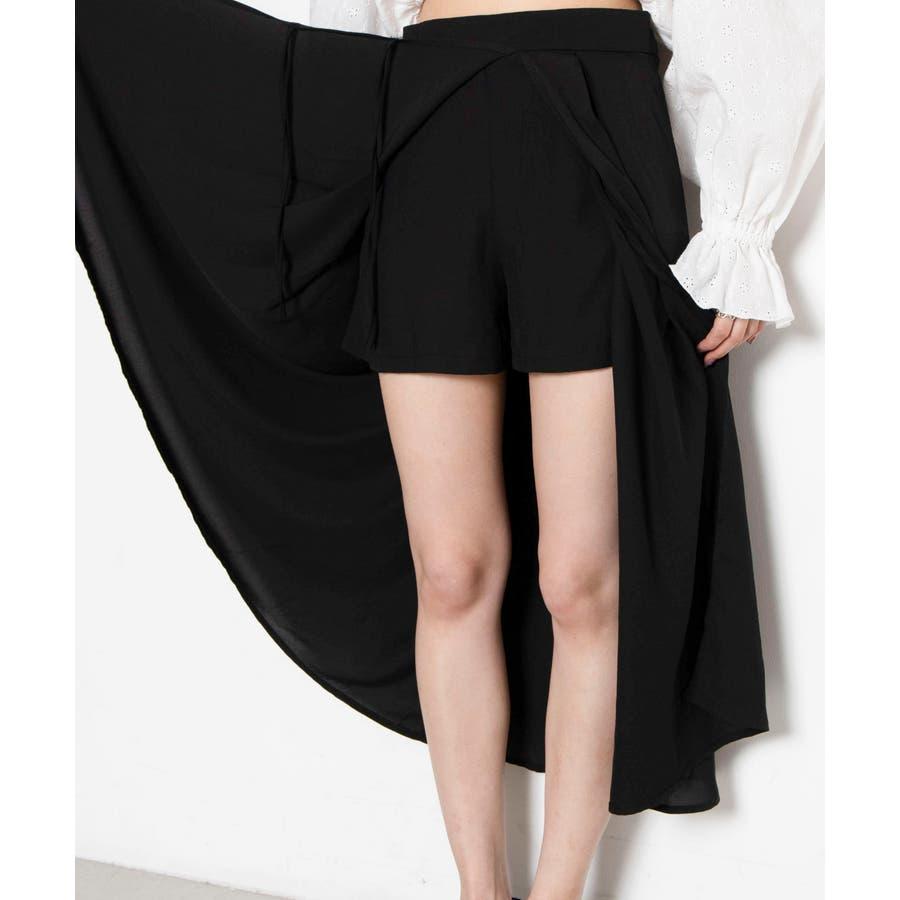 スリットリボンロングスカート MO20SM07-L5009 9