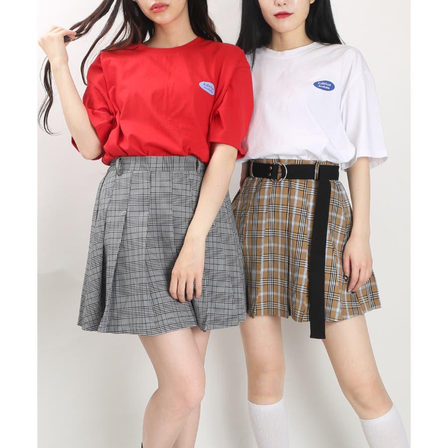 バックプリントTシャツ WCK20SS-107 2