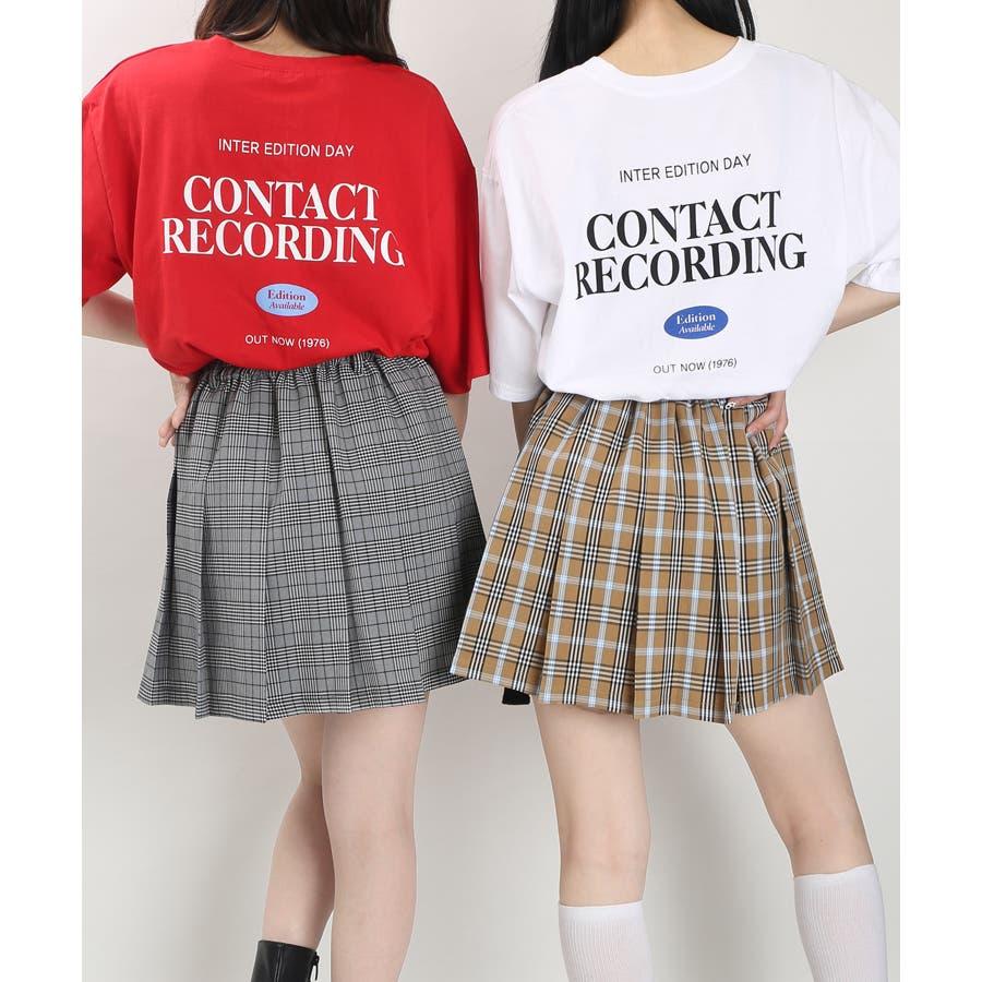 バックプリントTシャツ WCK20SS-107 3