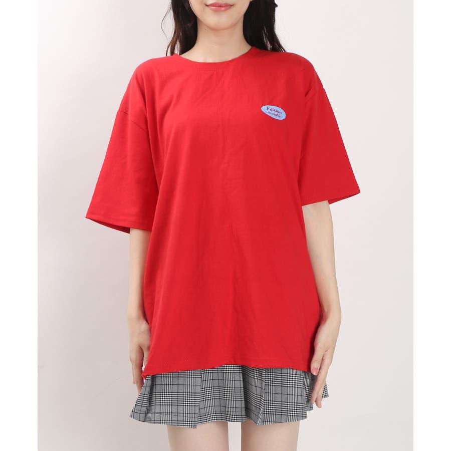 バックプリントTシャツ WCK20SS-107 4