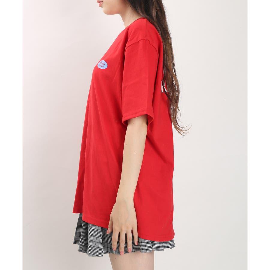 バックプリントTシャツ WCK20SS-107 5
