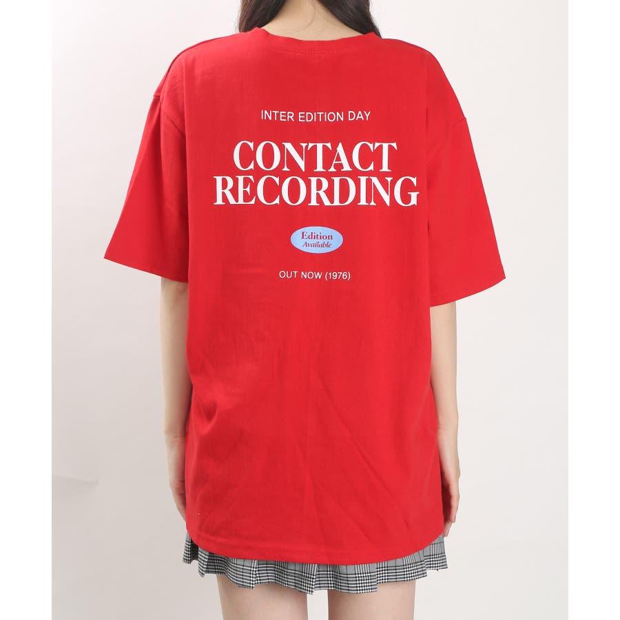 バックプリントTシャツ WCK20SS-107 6