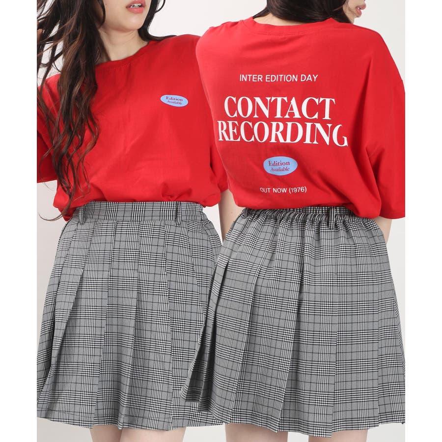 バックプリントTシャツ WCK20SS-107 94
