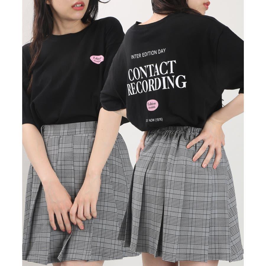 バックプリントTシャツ WCK20SS-107 21