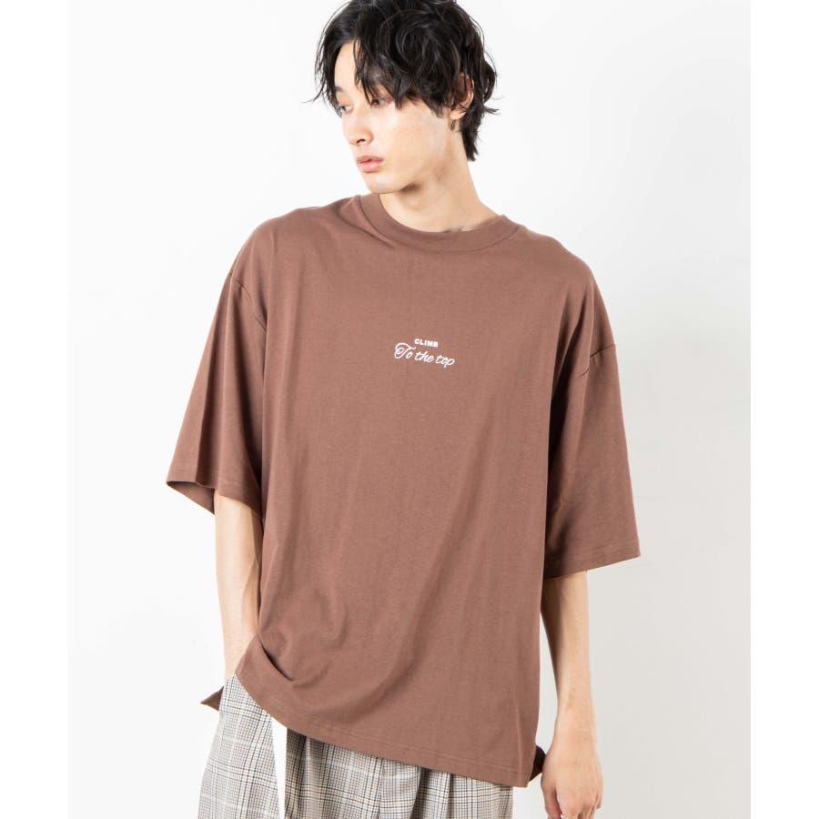 レトロロゴBIGTシャツ WE20AU07-M5002 2