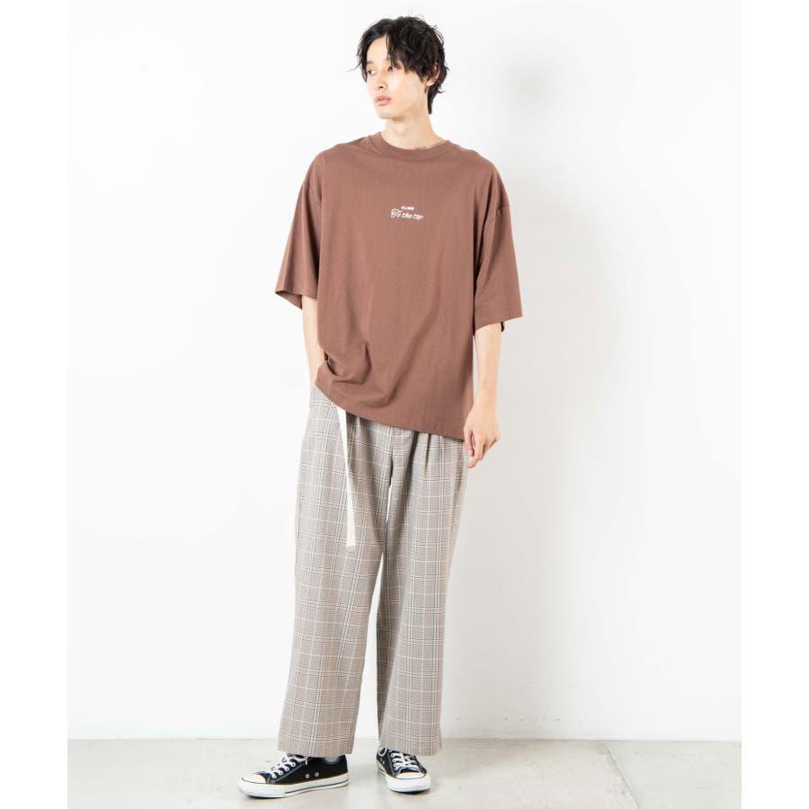 レトロロゴBIGTシャツ WE20AU07-M5002 3