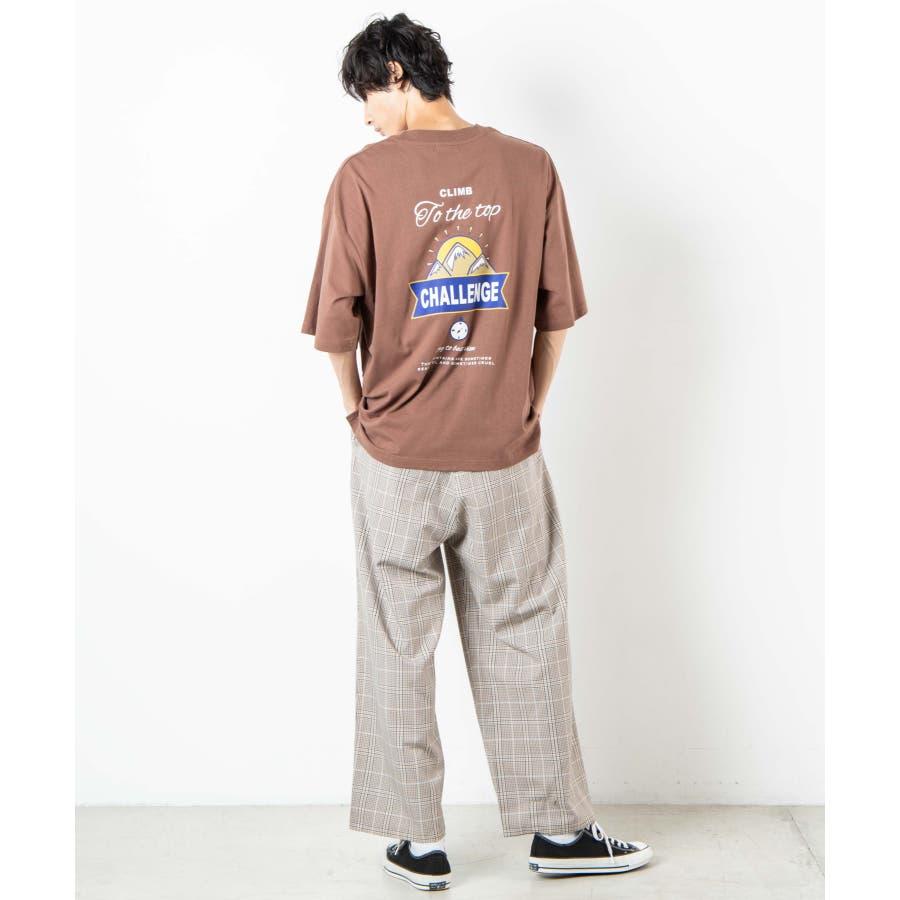 レトロロゴBIGTシャツ WE20AU07-M5002 4
