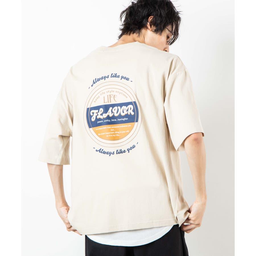 レトロロゴBIGTシャツ WE20AU07-M5002 41