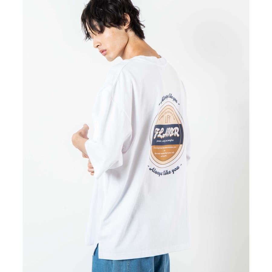 レトロロゴBIGTシャツ WE20AU07-M5002 20