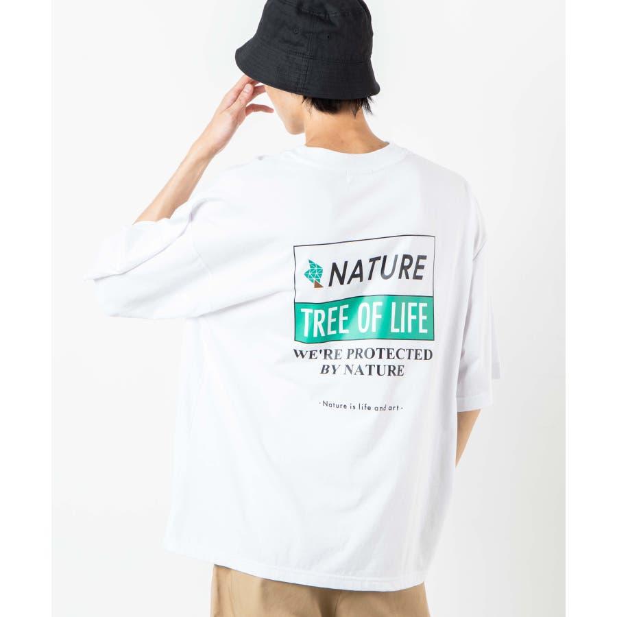 レトロロゴBIGTシャツ WE20AU07-M5002 16